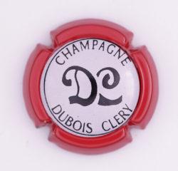 Plaque de Muselet - Champagne DUBOIS CLERY (N°100)