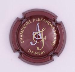 Plaque de Muselet - Champagne Filaine Alexandre (N°102)