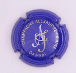 Plaque de Muselet - Champagne Filaine Alexandre (N°103)