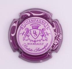 Plaque de Muselet - Champagne Batiste Sennepin (N°11)