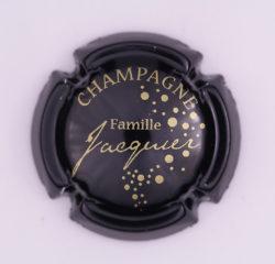 Plaque de Muselet - Champagne Jacquier (N°120)