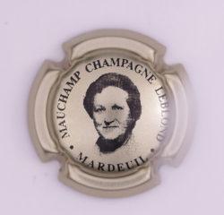 Plaque de Muselet - Champagne Leblond Mauchamp (N°130)