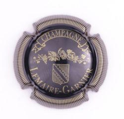 Plaque de Muselet - Champagne Lemaire – Garnier (N°145)