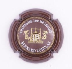 Plaque de Muselet - Champagne Bernard Lonclas (N°146)