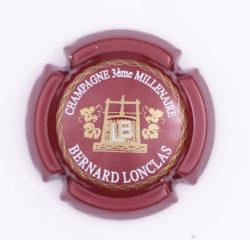 Plaque de Muselet - Champagne Bernard Lonclas (N°147)