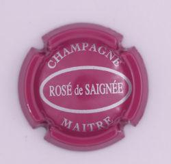 Plaque de Muselet - Champagne Maitre (N°150)