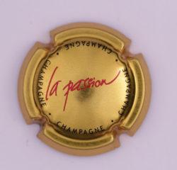 Plaque de Muselet - Champagne Margaine A. (N°154)