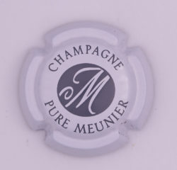 Plaque de Muselet - Champagne Moutardier (N°166)