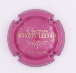 Plaque de Muselet - Champagne Mouzon Leroux & Fils (N°169)