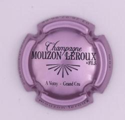 Plaque de Muselet - Champagne Mouzon Leroux & Fils (N°170)