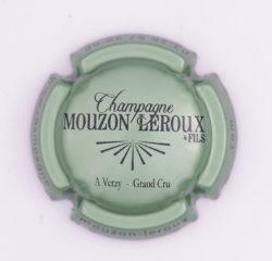 Plaque de Muselet - Champagne Mouzon Leroux & Fils (N°171)