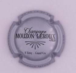 Plaque de Muselet - Champagne Mouzon Leroux & Fils (N°174)