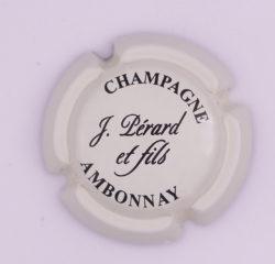 Plaque de Muselet - Champagne Pérard et Fils (N°181)