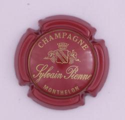 Plaque de Muselet - Champagne Pienne Sylvain (N°194)