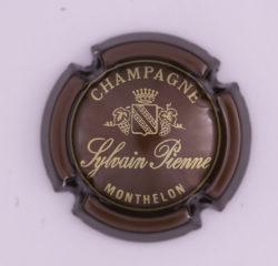 Plaque de Muselet - Champagne Pienne Sylvain (N°195)
