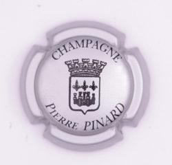 Plaque de Muselet - Champagne Pinard Pierre (N°196)