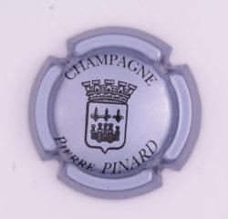 Plaque de Muselet - Champagne Pinard Pierre (N°197)