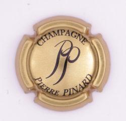 Plaque de Muselet - Champagne Pinard Pierre (N°198)