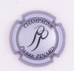 Plaque de Muselet - Champagne Pinard Pierre (N°199)