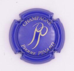 Plaque de Muselet - Champagne Pinard Pierre (N°200)