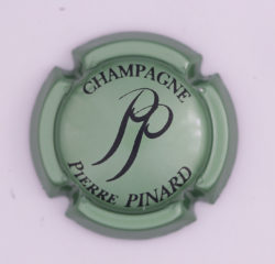 Plaque de Muselet - Champagne Pinard Pierre (N°202)