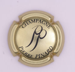 Plaque de Muselet - Champagne Pinard Pierre (N°203)