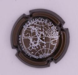 Plaque de Muselet - Champagne Plancon (N°205)