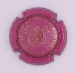 Plaque de Muselet - Champagne Pointillart – Leroy (N°206)