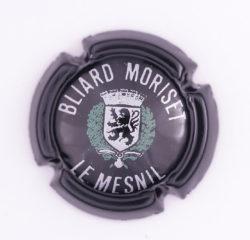 Plaque de Muselet - Champagne Bliard Moriset (N°22)