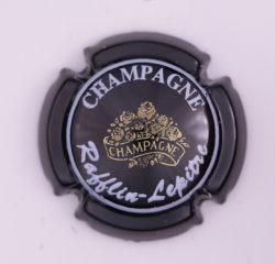 Plaque de Muselet - Champagne Rafflin – Lepitre (N°220)