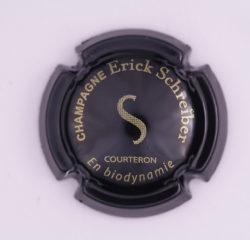 Plaque de Muselet - Champagne Schreiber Erick (N°246)