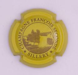 Plaque de Muselet - Champagne Seconde François (N°247)