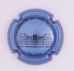 Plaque de Muselet - Champagne Seconde François (N°248)