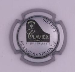 Plaque de Muselet - Champagne Seconde François (N°249)