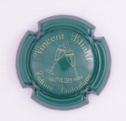 Plaque de Muselet - Champagne Bliard Vincent (N°25)