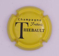Plaque de Muselet - Champagne Thiebault Frédéric (N°265)