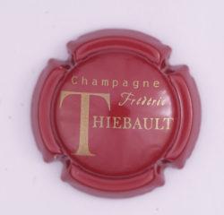 Plaque de Muselet - Champagne Thiebault Frédéric (N°266)