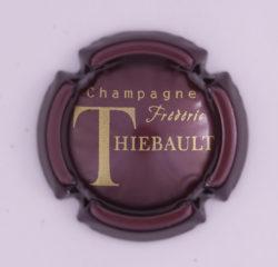 Plaque de Muselet - Champagne Thiebault Frédéric (N°268)