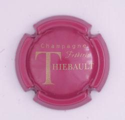Plaque de Muselet - Champagne Thiebault Frédéric (N°269)