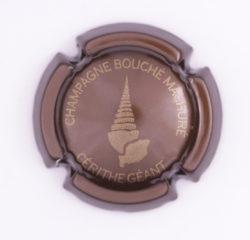 Plaque de Muselet - Champagne Bouche Machure (N°27)
