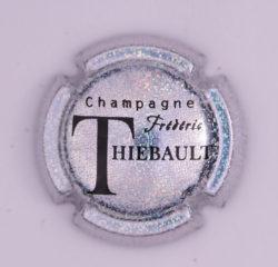 Plaque de Muselet - Champagne Thiebault Frédéric (N°270)
