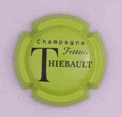 Plaque de Muselet - Champagne Thiebault Frédéric (N°271)
