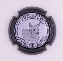 Plaque de Muselet - Champagne Thiebault Pierre (N°273)