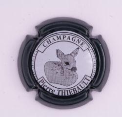 Plaque de Muselet - Champagne Thiebault Pierre (N°275)