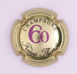 Plaque de Muselet - Champagne Thomas Francis (N°277)