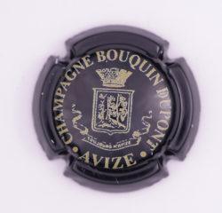 Plaque de Muselet - Champagne Bourquin Dupont (N°28)
