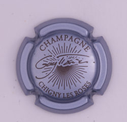 Plaque de Muselet - Champagne Tixier Guy (N°280)