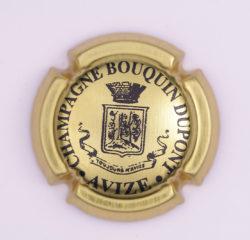 Plaque de Muselet - Champagne Bourquin Dupont (N°29)