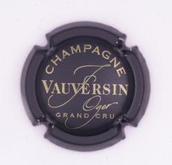 Plaque de Muselet - Champagne Vauversin (N°293)
