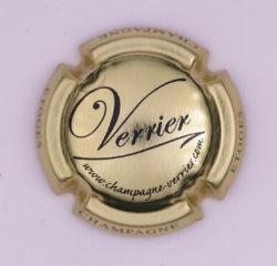 Plaque de Muselet - Champagne Verrier (N°299)